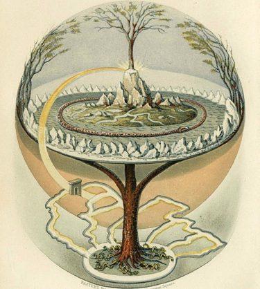 2021年夏至からスタートのルーンセッション「世界樹ユグドラシルと語る」